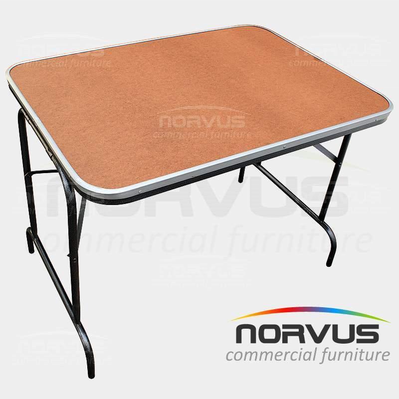 Mesa redonda plegable 150 fibra de vidrio para sombrilla