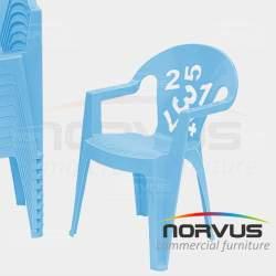 Liston para silla 250x15cm tela Tafetan amarillo canario
