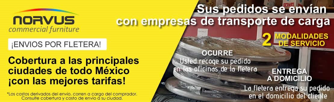 Mobiliario Plegable con Envios a todo Mexico